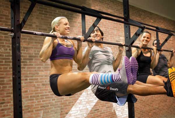 Армейские фитнес-тренировки это Высокоинтенсивное развитие различных групп мышц