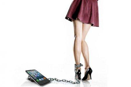 Умственные способности в зависимости от мобильных устройств